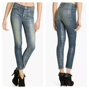 Marc Jacobs Sofie Cigarette Jeans vintage pearl 30